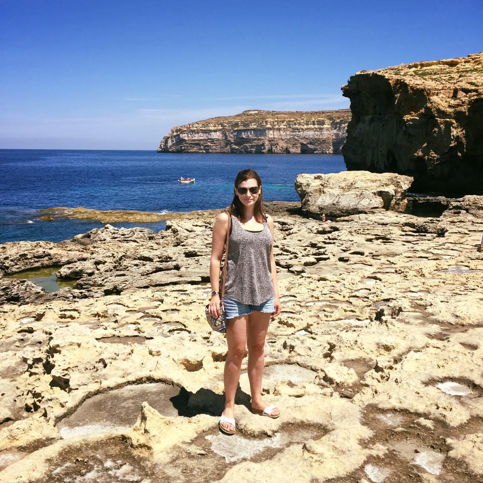 Me on Gozo