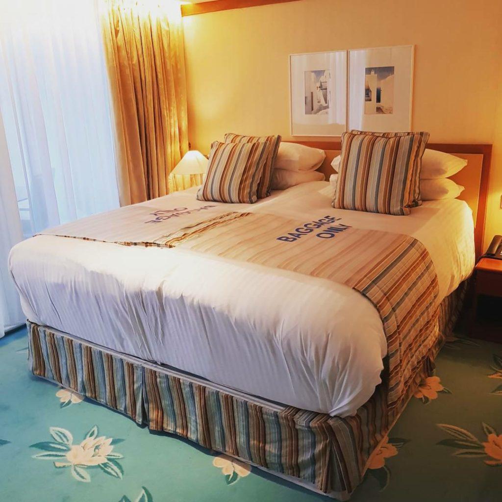 Owner's suite bedroom