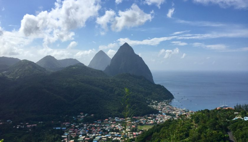 The Pitons