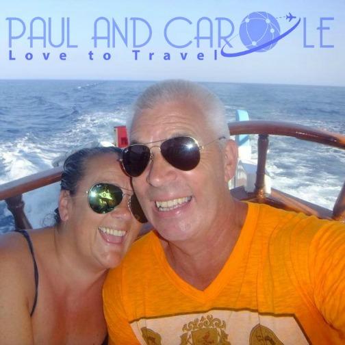 Paul and Carole from paulandcarolelovetotravel.com