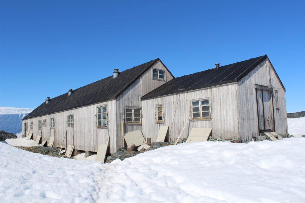 Detaille Island 'Base W'