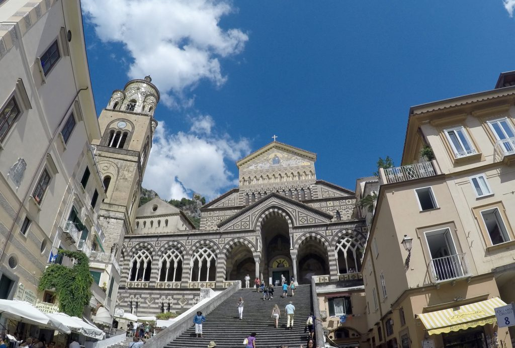 Cathedral of St Andrew, Amalfi