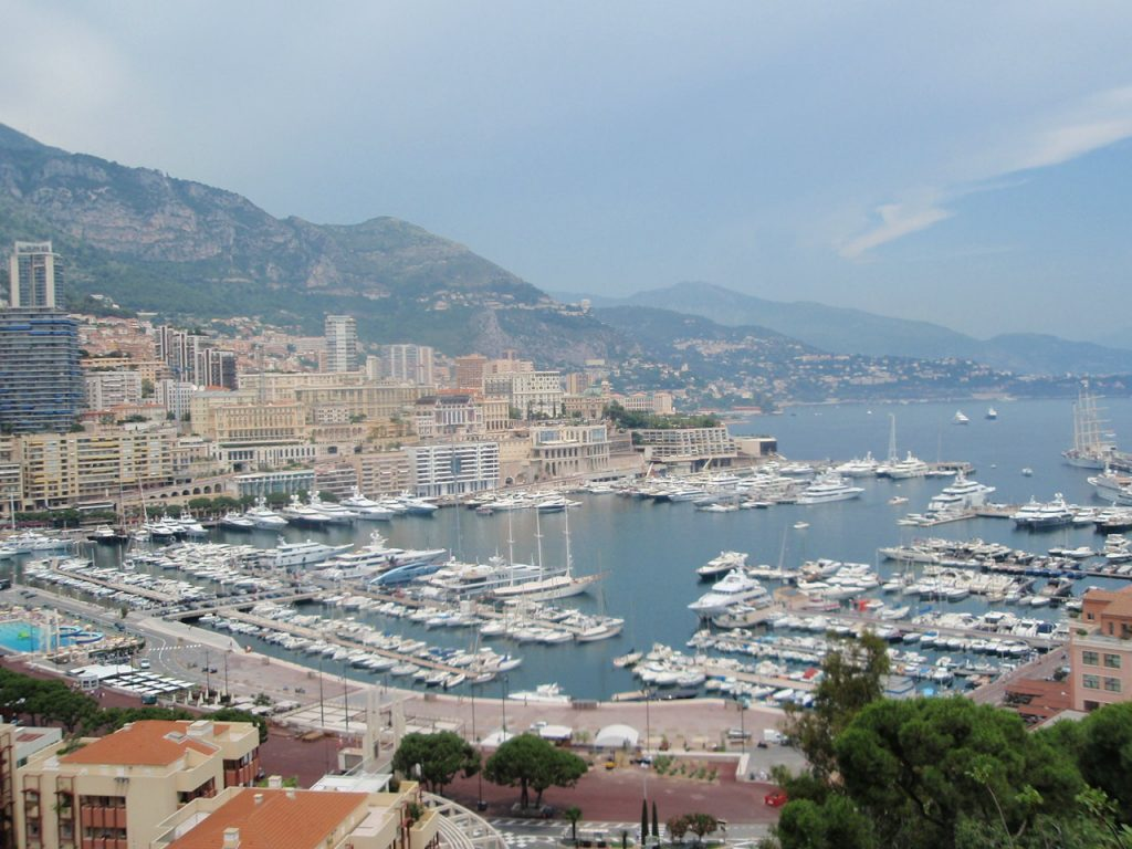Don't miss the chance to see the Grand Prix in Monaco