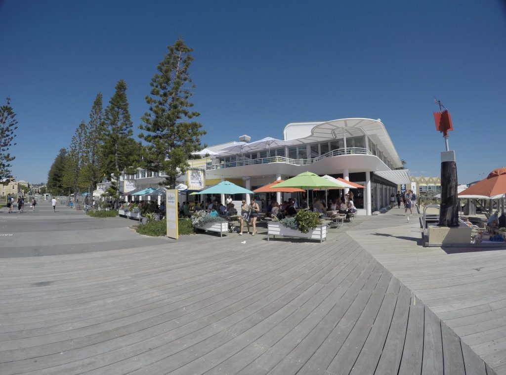 Bathers Beach facilities
