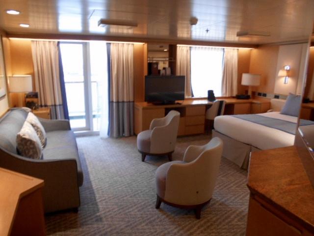 B deck suite