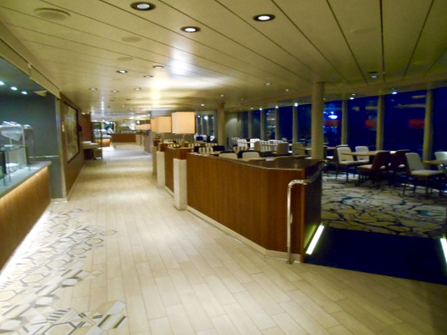 Cruises From Southampton >> Photos from the P&O Cruises Arcadia refit 2017 - The ...