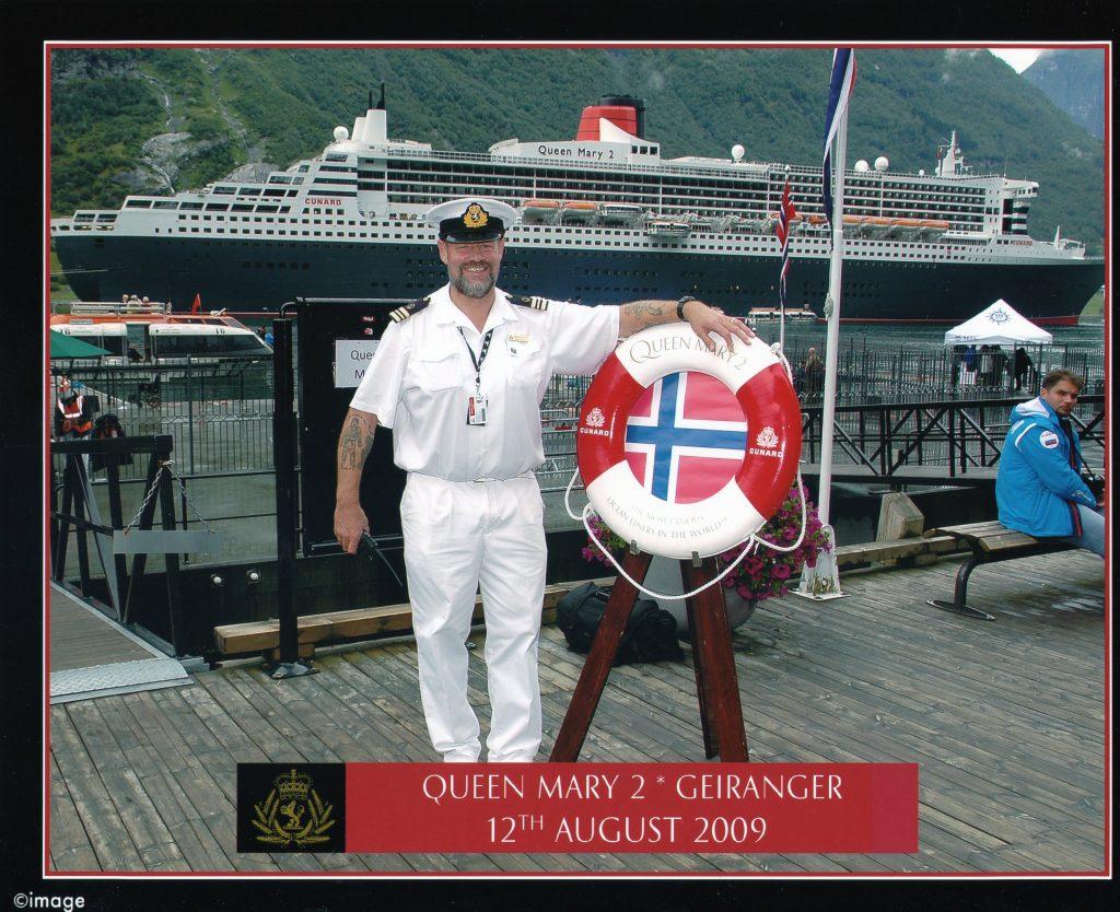 Glenn in Norway