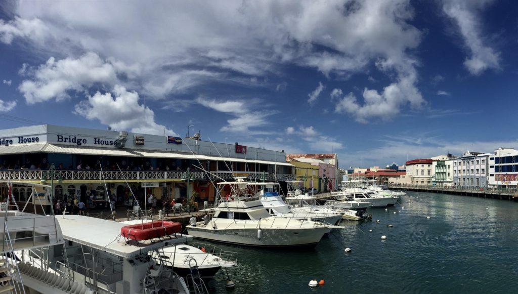 Bridgetown waterfront