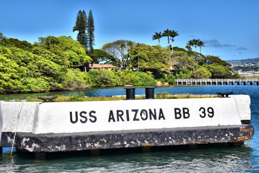 USS Arizone