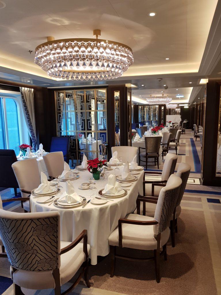 Britannia Club Dining