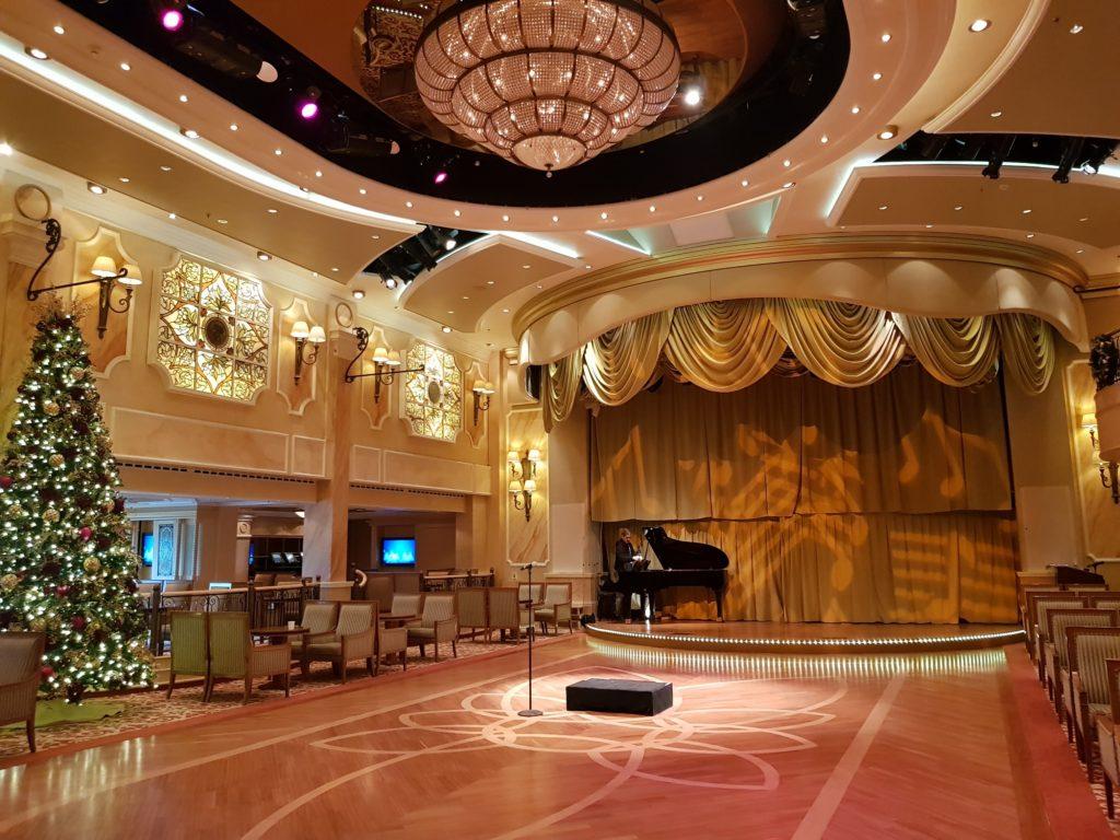 The Queens Room
