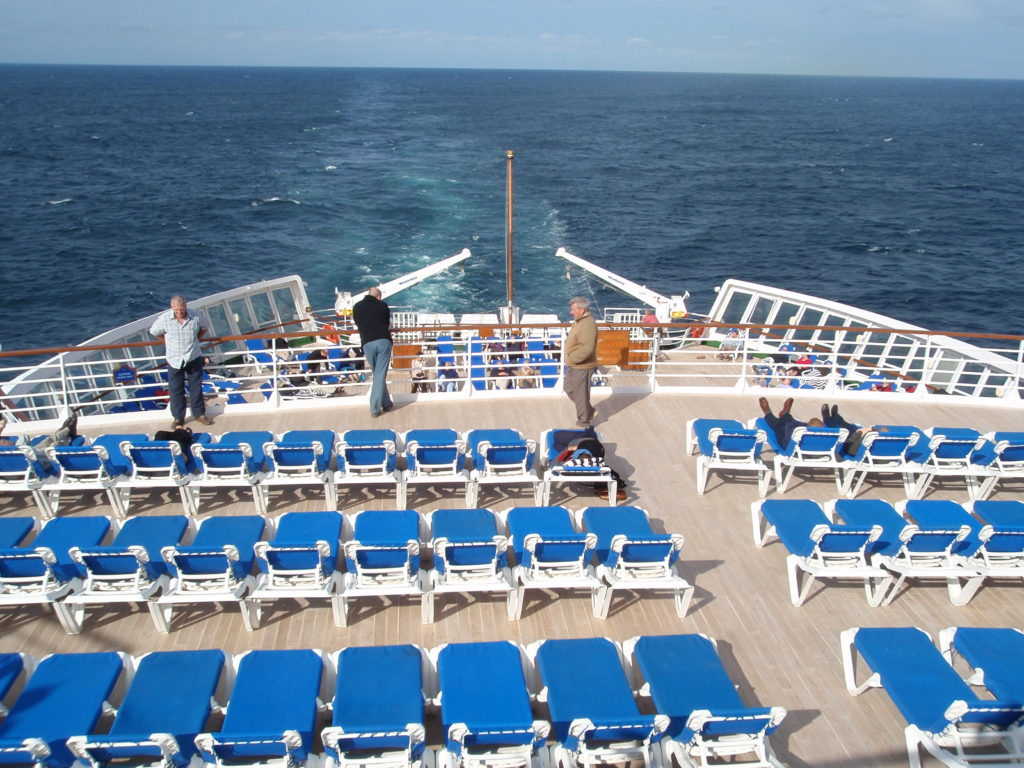 On deck in 2008