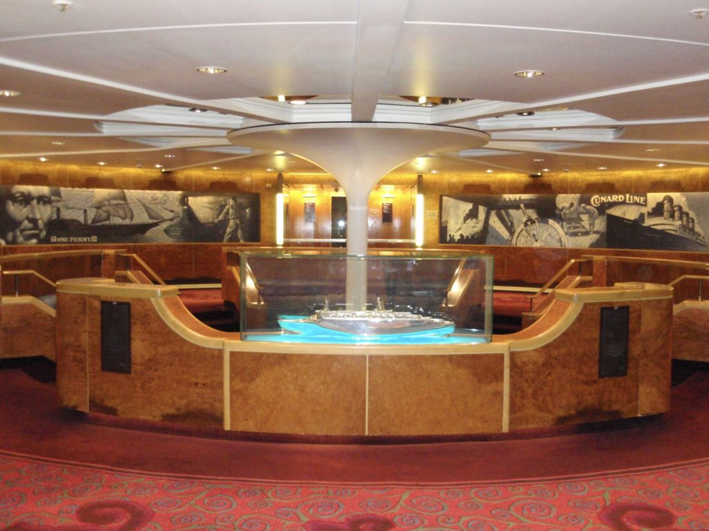 Midships Lobby in 2008