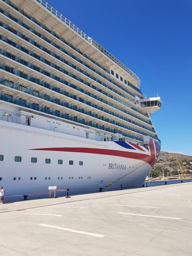 Cruise ship review: P&O Cruises, Britannia - The Cruise ...