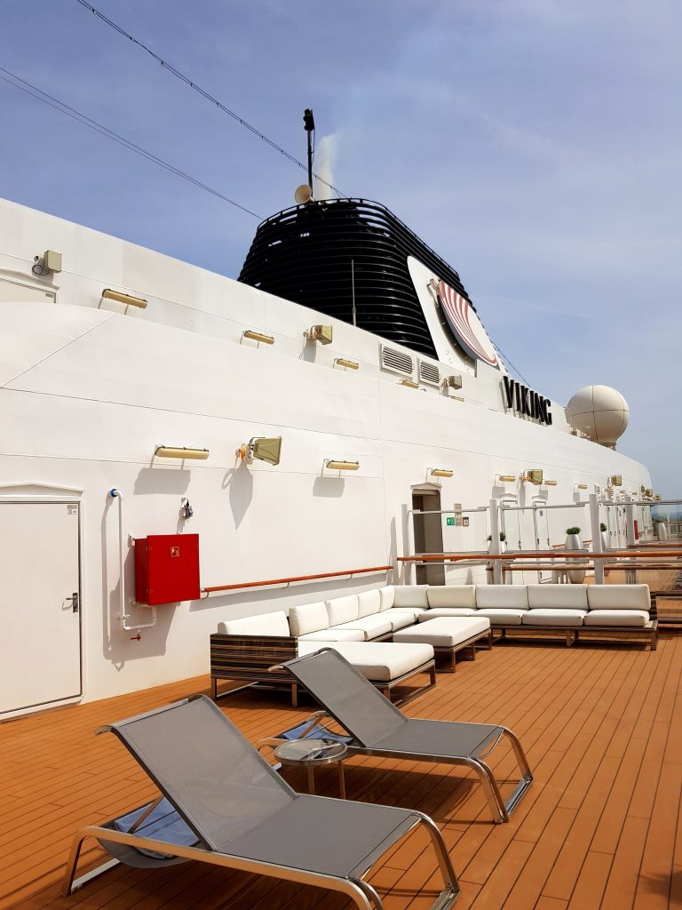 On board Viking Star