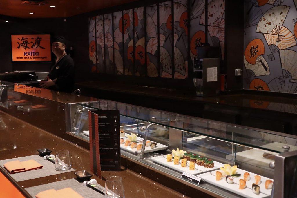 Kaito Teppanyaki Restaurant and Sushi Bar