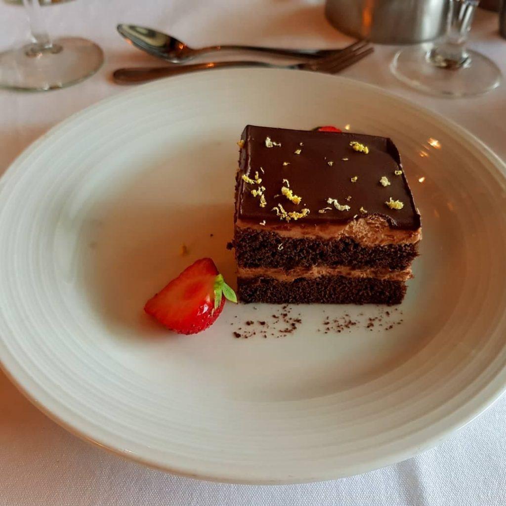 Sugar-free dessert