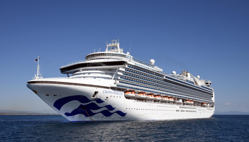 Cruises From Southampton >> Three Princess Cruises Ships Will Sail Out Of Southampton In 2020