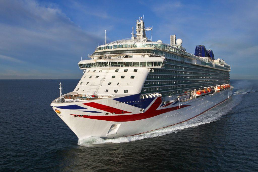 Britannia. Photo: P&O Cruises