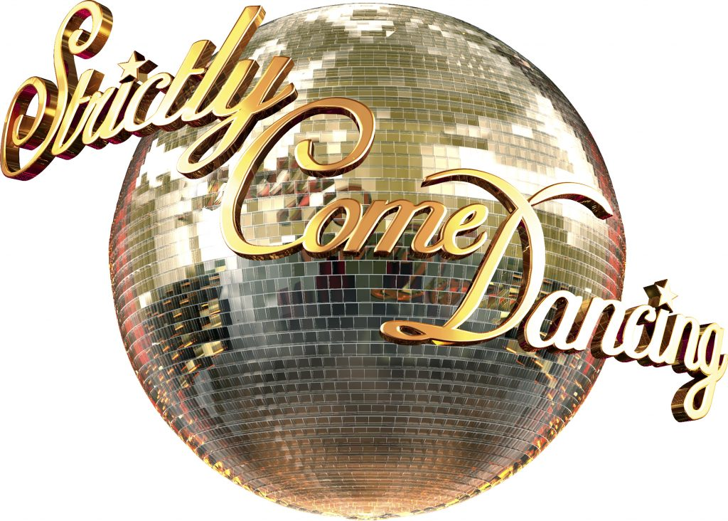 Strictly Come Dancing. Logo: BBC