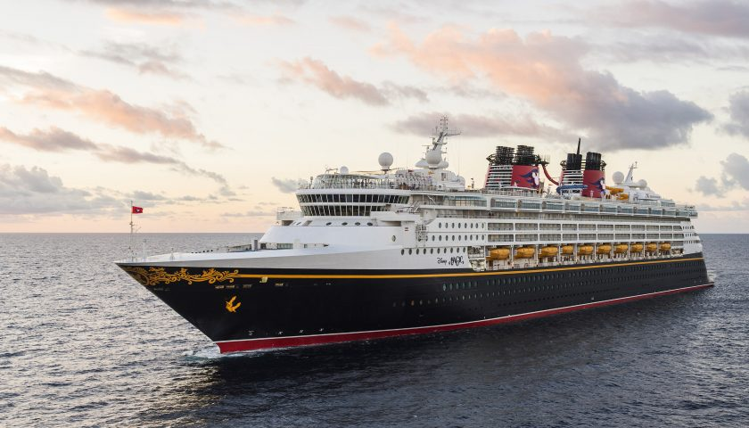 Disney Magic. Image: Disney Cruise Line