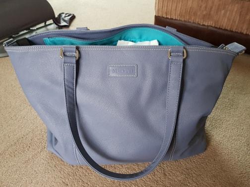 c22094e8ff4 Cruise fashion: The Jennie Travel Changing Bag by Mia Tui - The ...