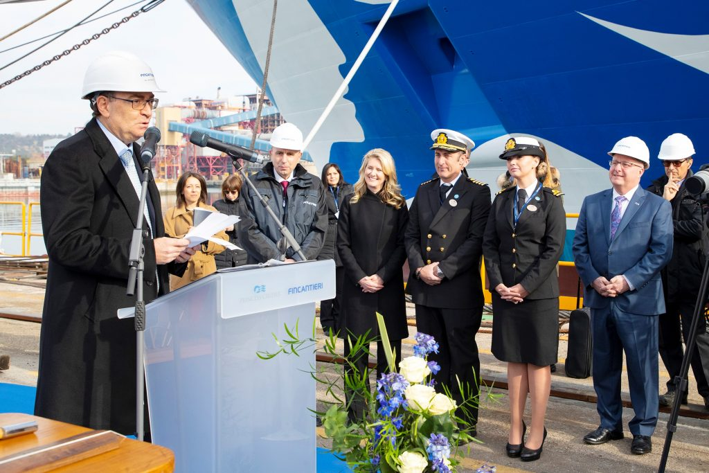 Triple Crown Ceremony. Photo: Princess Cruises