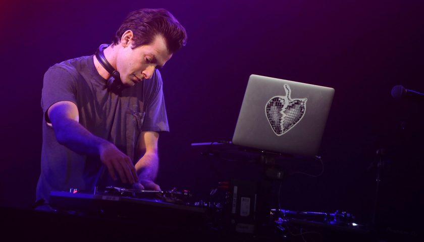 Mark Ronson. Image: Virgin Voyages