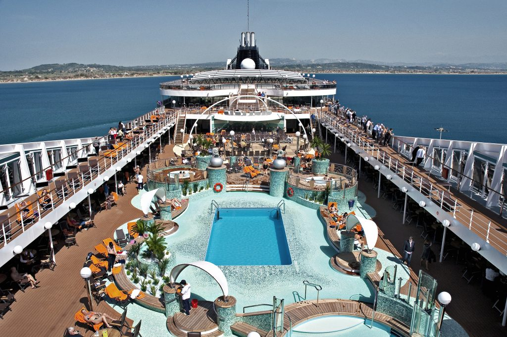 MSC Magnifica. Image: MSC Cruises
