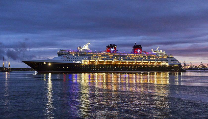 Disney Magic. Image: Disney Cruise Line
