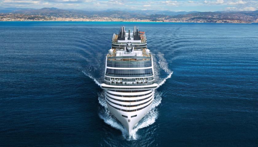 MSC World Europa. Image: MSC Cruises
